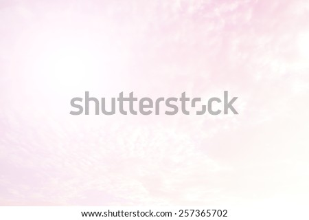 abstract christian nature sky filters background with blank space for Your text or image - stock photo