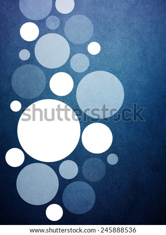 Abstract circle background or texture - stock photo