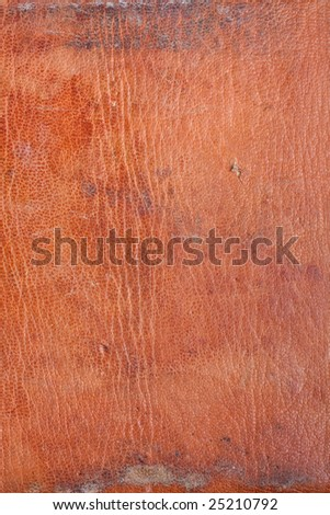abstract close-up of oldgenuine leather background - stock photo