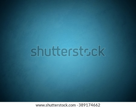 Abstract color gradient vignette. Abstract dark blue color gradient background design. - stock photo
