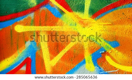 Abstract colored background - stock photo