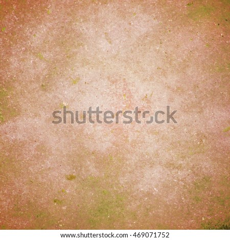 abstract colored scratched grunge background - beige and pale orange