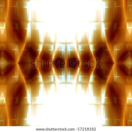 abstract colorful background design - stock photo
