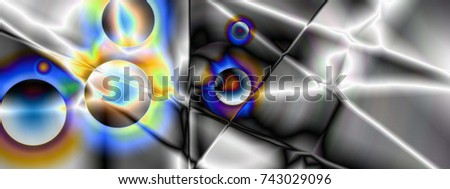 Abstract colorful background, illustration,