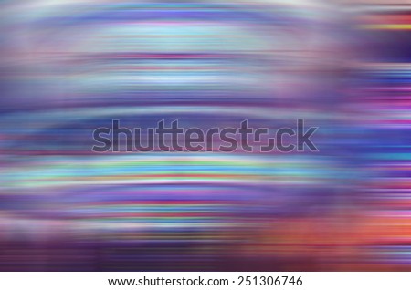 abstract colorful background with horizontal lines and strips - stock photo