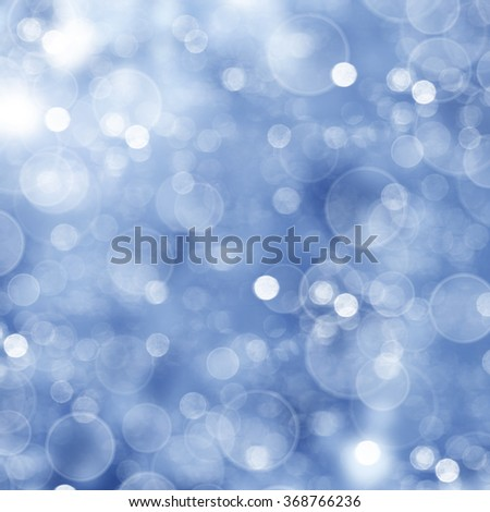 Abstract colorful blinking sparkles with blurred background