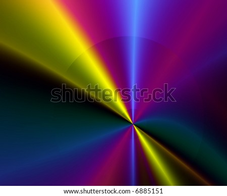 Abstract Colorful Light Effects.