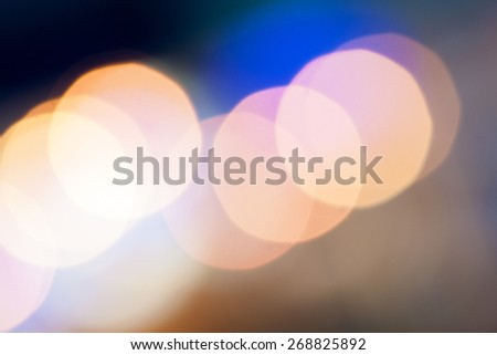 Abstract colorful lighting as background - stock photo