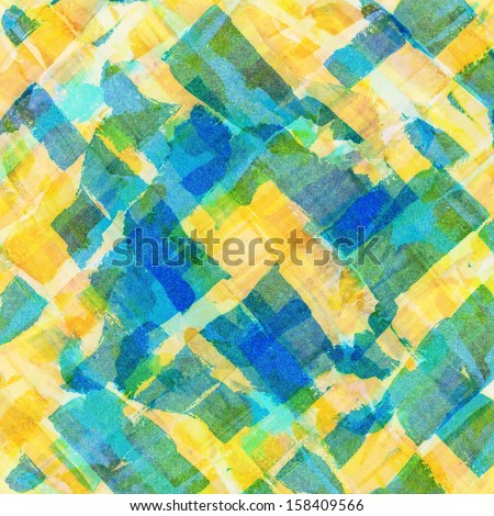 Abstract colorful painted acrylic background