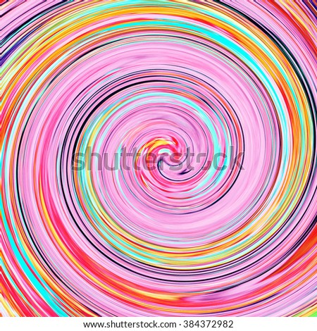 abstract colorful spinning background