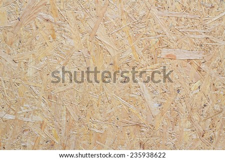 Abstract compacted wooden chips texture - stock photo
