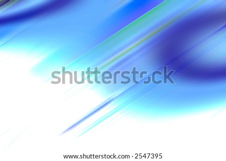 abstract composition, ice background - stock photo