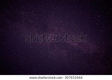 Abstract cosmic background, milky way.