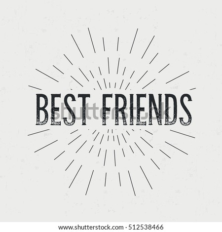 Best Friends Forever Stock Images, Royalty-Free Images & Vectors