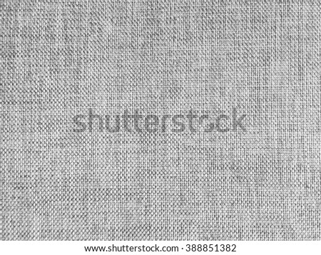 Abstract crumpled grey color fabric texture background:rough/creased fabric textures in vintage color.wrinkle fabric burlap backdrop concept.retro garment textile wallpaper for banner template - stock photo