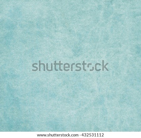 Abstract cyan leather texture. Background and texture for design - stock photo