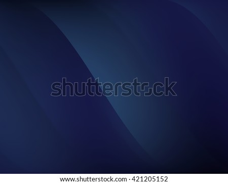 Abstract Dark Blue Background Design Element Backdrop For Artworks And Posters