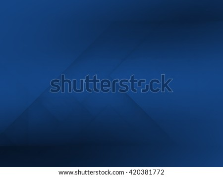 Abstract dark blue background. Illustration for artworks and posters. - stock photo