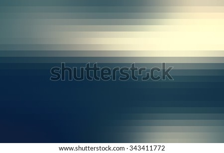 Abstract dark blue line background. - stock photo
