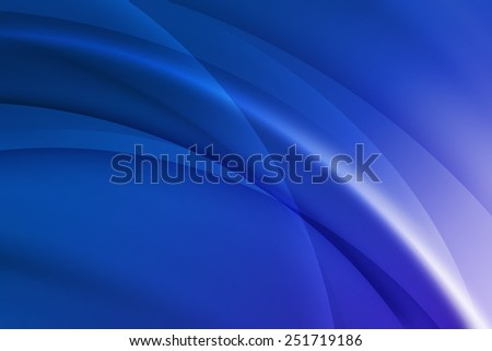 abstract dark blue technology background - stock photo