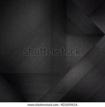 Abstract dark gray background for technology, business, computer or electronics products - stock photo