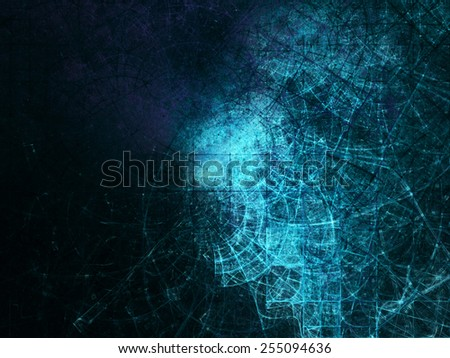 Abstract dark mood background - stock photo