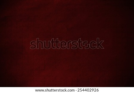 Abstract dark red grunge technical background paper - stock photo