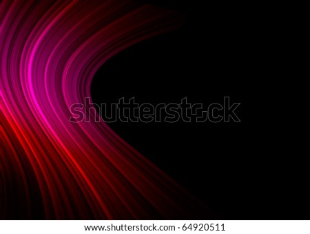 Abstract deep purple background (bitmap) - stock photo