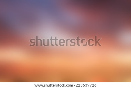 Abstract defocused colorful blurred background - stock photo