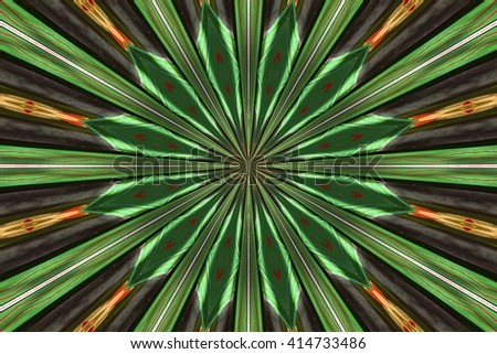 abstract design in various shades of colors