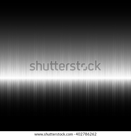 Abstract digital background with grayscale equalizer, background gradient recorder, disco background. - stock photo