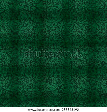 Abstract digital grey pixels seamless pattern background