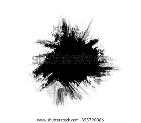 abstract digital painting for background/black brush stroke/abstract digital painting for background