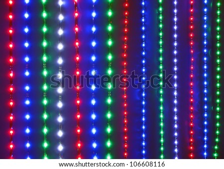 abstract disco lines background, discotheque diversity - stock photo