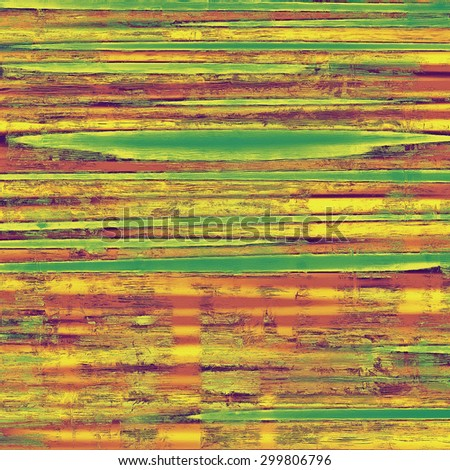 Abstract distressed grunge background. With different color patterns: yellow (beige); brown; purple (violet); green - stock photo