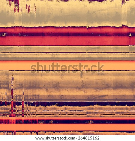 Abstract distressed grunge background. With different color patterns: yellow (beige); gray; purple (violet); pink - stock photo