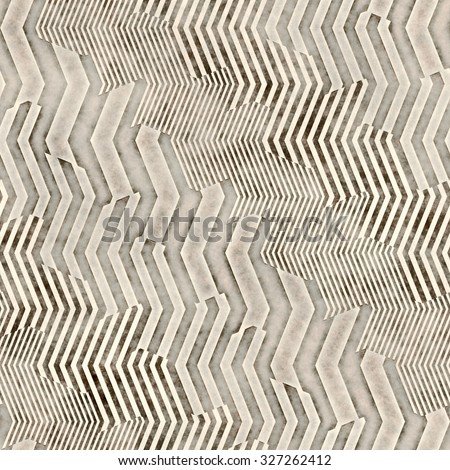Abstract distressed modern background. Seamless pattern. - stock photo