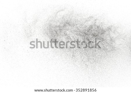 Abstract drops of water on a white background. Texture of water. Elements of design. Hydration. Shower. Watering. Refreshing. Drip irrigation. - stock photo