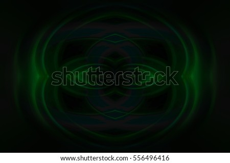 Abstract dynamic green background. motion illustration.