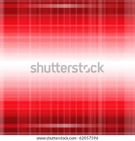 Abstract Dynamical Red Background With Cage - stock photo