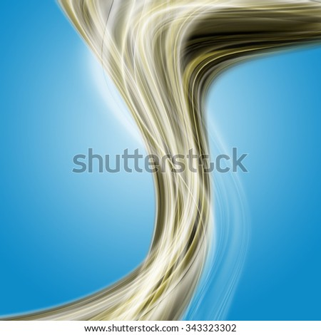 abstract elegant eco background design with space for your text - stock photo
