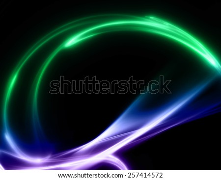 abstract elegant energy futuristic background - stock photo
