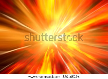 abstract explosion background generated by the computer