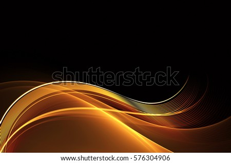 abstract fractal background, texture, illustration