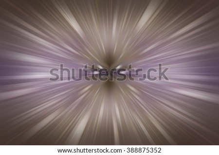 Abstract fractal brown background. Magic illustration
