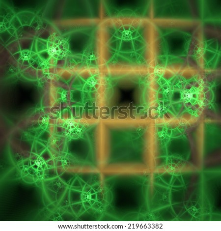 Abstract fractal high resolution wallpaper detailed abstract fractal high resolution wallpaper with a detailed square grid decorated with a highly ornamental decorative voltagebd Image collections