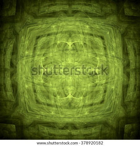 Abstract fractal texture background - stock photo