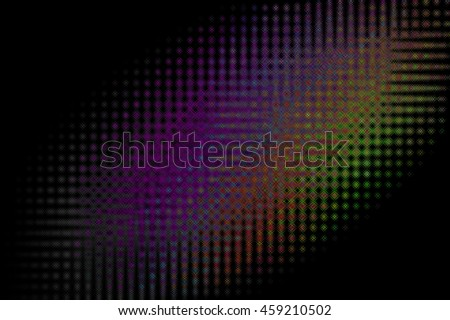 Abstract Futuristic Mosaic. Psychedelic.Fractal art background for creative design.
