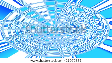 abstract game - stock photo