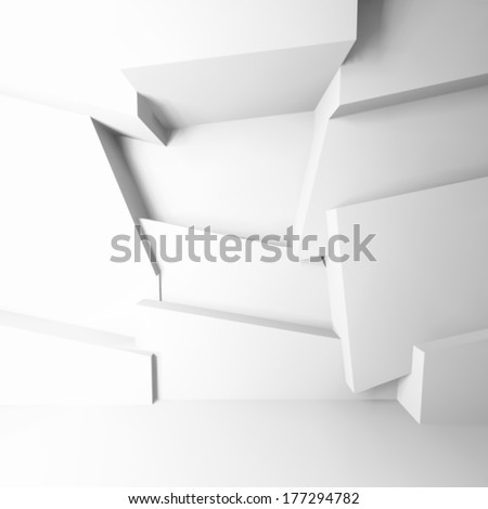 Abstract geometric background eps10 - stock photo